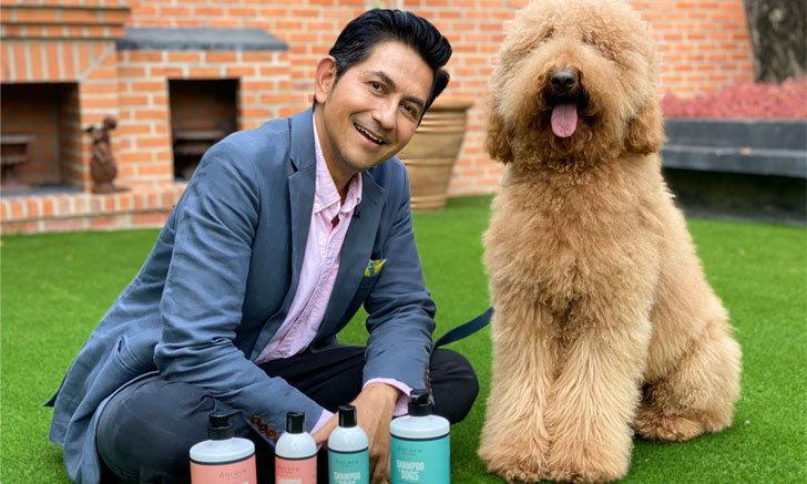 ดุ๊ก ภานุเดช เปิดตัวแบรนด์ผลิตภัณฑ์แชมพูเพื่อน้องหมา DUCOCO